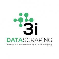 3i Data Scraping profile