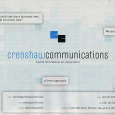 Crenshaw Communications profile