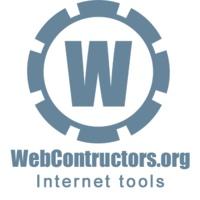 WebConstructors profile