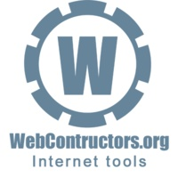 WebConstructors profile